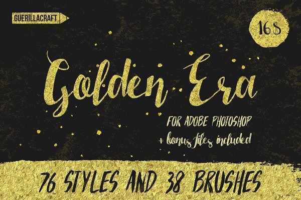 Download Golden Era for Adobe Photoshop