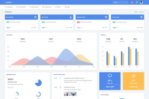 Download Drixo - Admin & Dashboard Template