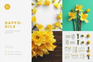 Download Daffodils Custom Scene Creator