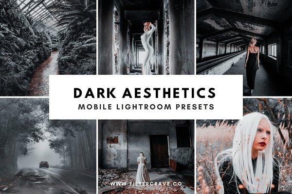 Download Dark Aesthetic Mobile Presets