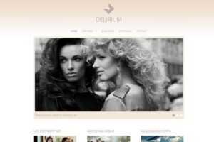 Download Delirium - Fashion Portfolio Theme