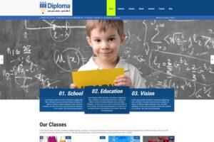 Download Diploma - School & Education Theme