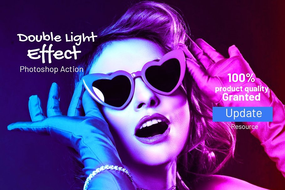 Download Double Light Effect