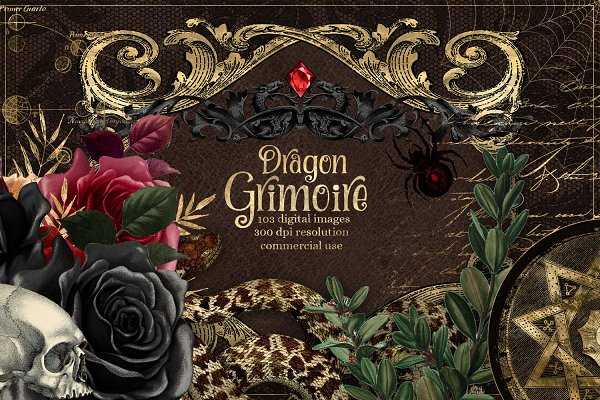 Download Dragon Grimoire