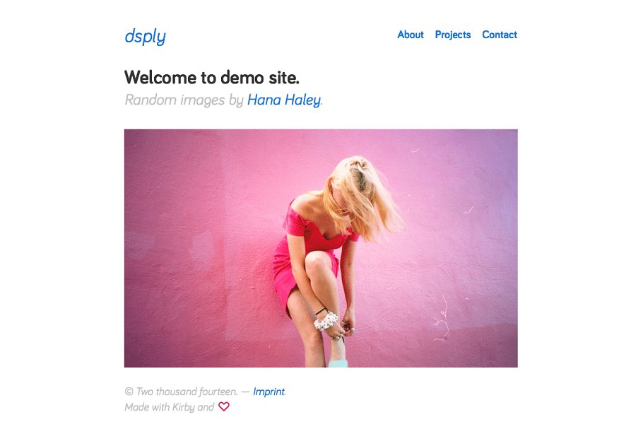 Download Dsply