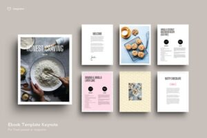 Download EBOOK Template Food 23 Pages