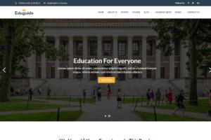 Download Eduguide – Education WP Theme