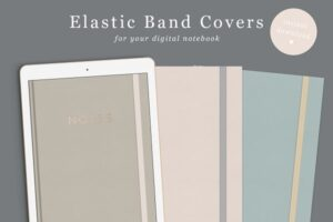 Download Digital Notebook Covers Goodnotes