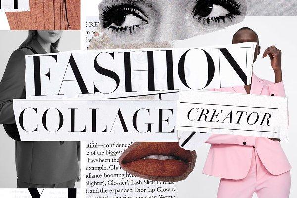 Download Fashion Collage Creator Kit