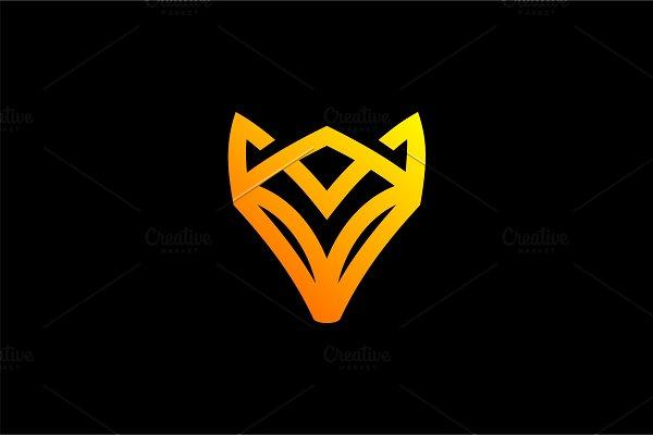 Download Fox Head Logo