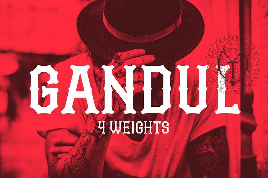 Download Gandul family pack