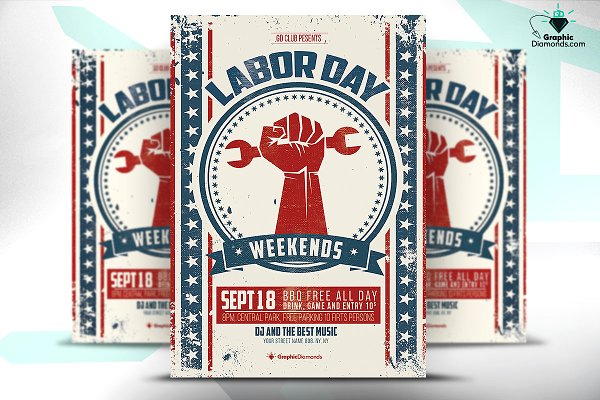 Download Labor Day Weekend Flyer
