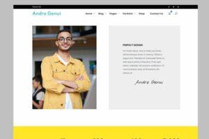 Download Genui - modern & responsive theme