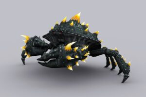 Download GIANT CRAB fbx only