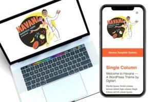 Download Havana – WordPress Theme