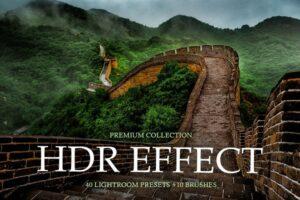 Download HDR Effect Lightroom Presets