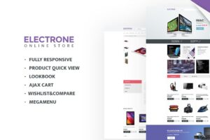Download Electronics Store Responsive OpenCar