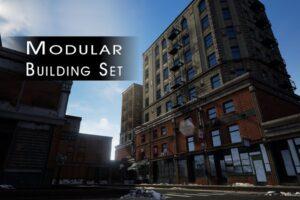 Download Game & Film - Building Set Modular