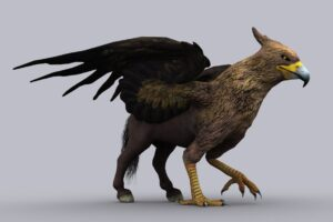 Download HIPPOGRIFF fbx only