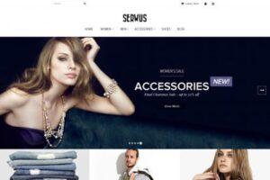 Download Serwus Responsive OpenCart Theme