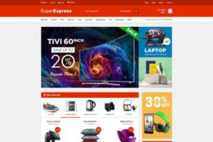 Download Express Responsive OpenCart Theme