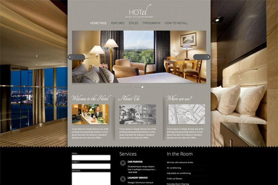 Download Hot Hotel