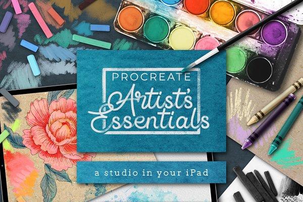 Download Procreate ARTIST'S ESSENTIALS