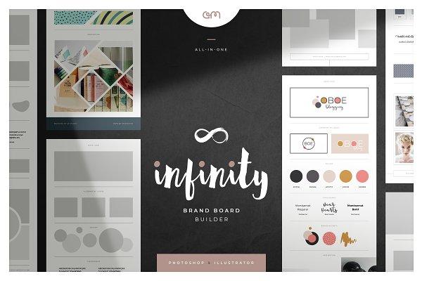 Download Infinity Brand Board Builder