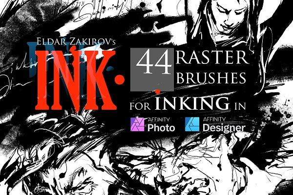 Download INK.• for Affinity Photo & Designer
