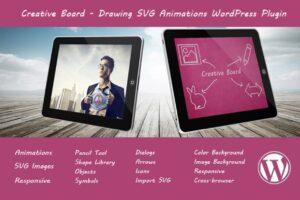 Download Creative Board - Drawing SVG Plugin