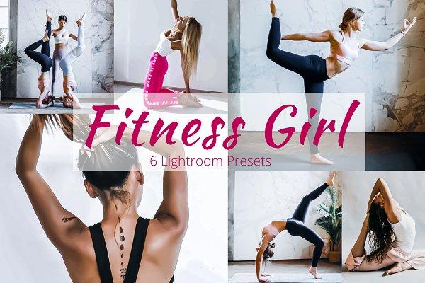 Download Fitness Girl - Lightroom Presets Set