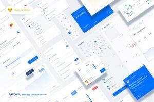 Download Patch UI –Web App UI Kit