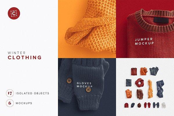 Download Clothing Jumper Winter Scene Creator