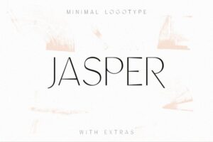 Download Jasper Font with Extras