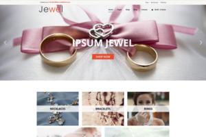 Download Jewelry WordPress Themes