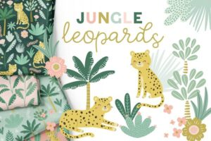 Download Jungle Leopards