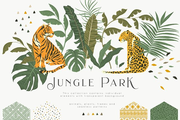 Download Jungle Park Collection