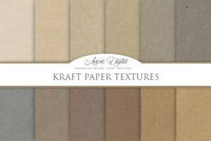 Download Kraft Paper Background Textures
