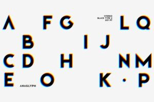 Download STEREO. Font Family.