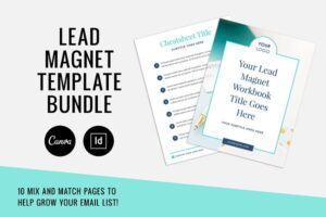 Download Lead Magnet Email Opt-In Bundle