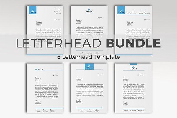 Download Letterhead Bundle
