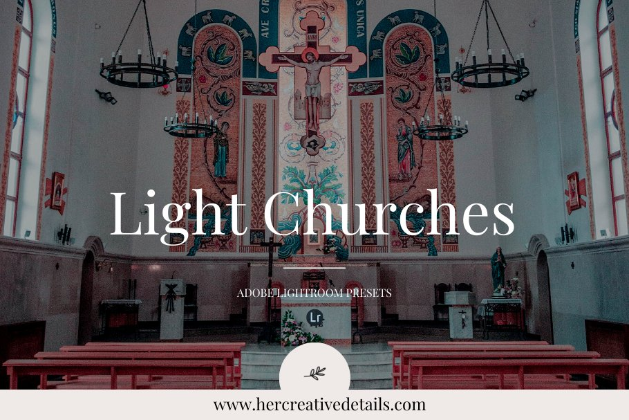 Download Light Churches - double version