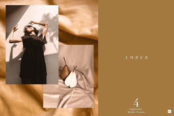 Download Lightroom Mobile Preset | AMBER
