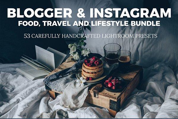Download Blogger & Instagram Lightroom Preset