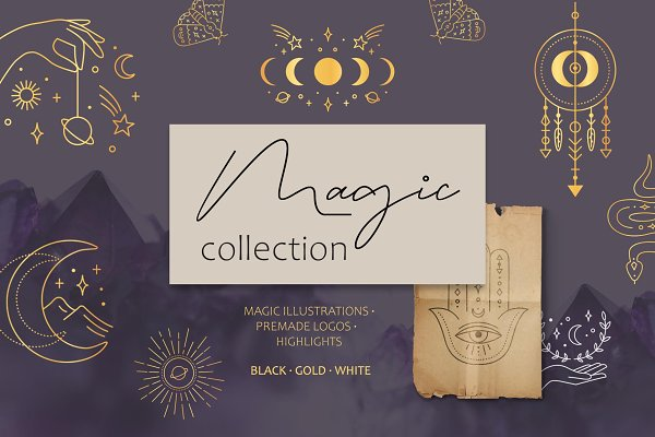 Download Magic collection