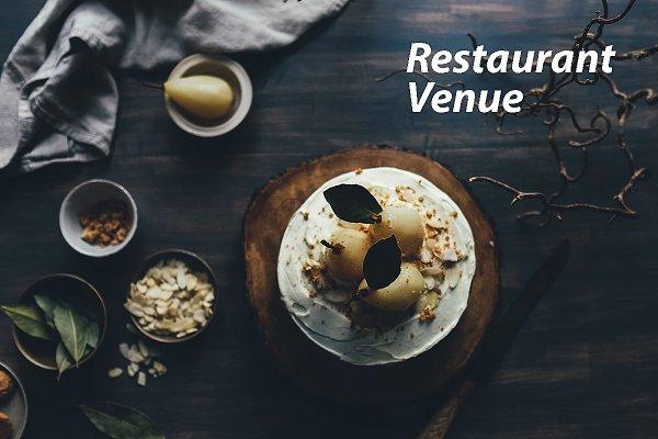 Download Restaurant Venue