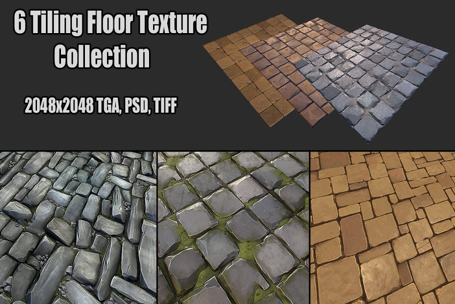 Download Tiling Stone Floor Collection
