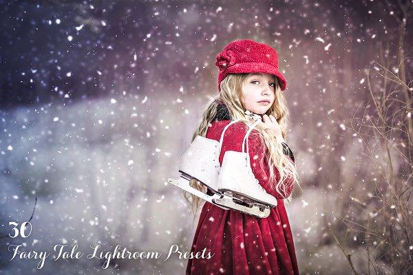 Download Fairy Tale Lightroom Presets