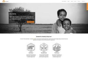 Download Maisha - Charity WordPress Theme