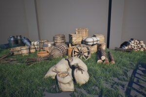 Download Medieval Props Pack